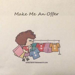 Like Something? Make an Offer !